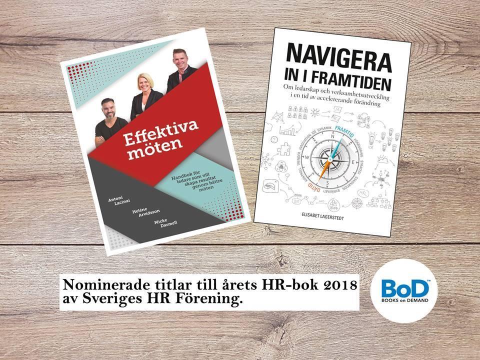 Nominerad till årets HR-bok!